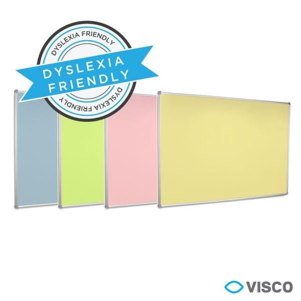 Coloured Whiteboard - Education Whiteboard
