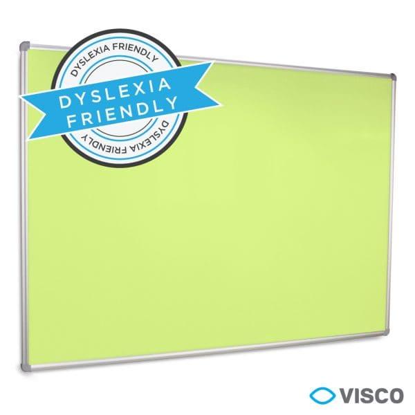 Coloured Whiteboard - Green - Education Whiteboard