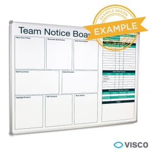 Project Control Visual Management Boards